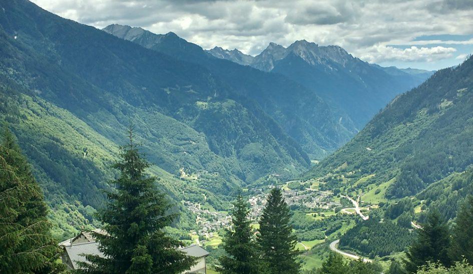 Europese roadtrip - Zwitserland