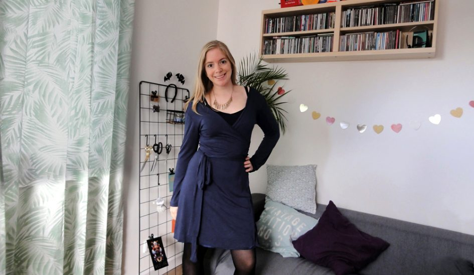 Ultimate Wrap Dress Wikkeljurk