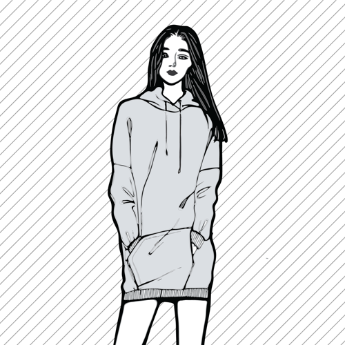 Kommatia Mysig sweaterdress