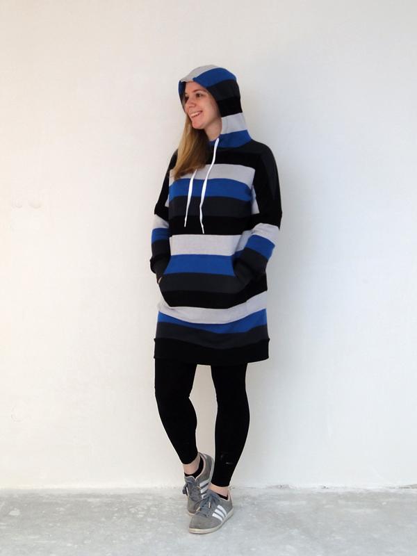 Kommatia Mysig sweaterjurk
