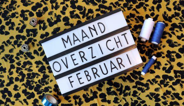 maandoverzicht februari