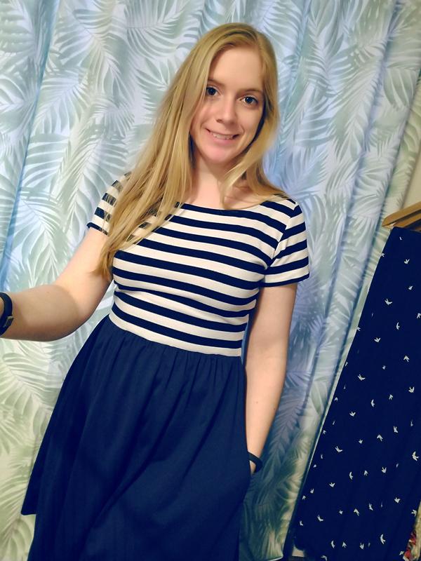Colette Moneta jurk