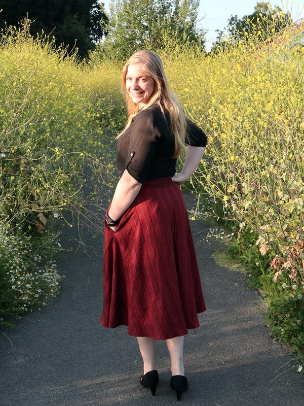 Rode Tania culottes